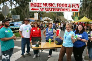 Crystal River Stone Crab Jam in Citrus County, Florida